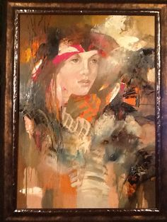 Artist, Painting