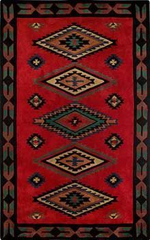 Image result for southwestern rug