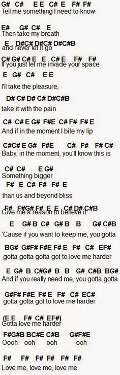 Flute Sheet Music: Ariana Grande