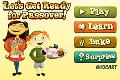 Let's Get Ready for Passover!