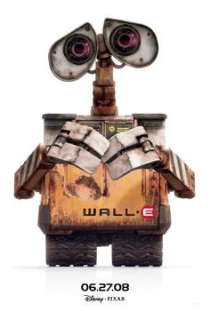 I ♥ Wall-E.  For a green planet!!