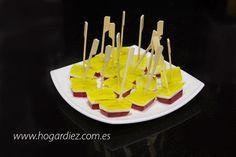 6 postres con gelatina