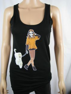 "Alice Brands new ""Alice with Afghan Hound"" is one of a large range of women's tops featuring Dog Breeds for those who love their dogs. See them all on: www.etsy.com/shop/AliceBrands. www.alicebrands.co.uk."