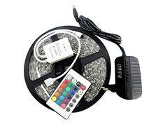 AliExpress Gaga Deals LED Strip SMD 3528 5m w/ 300 LEDs & Powe...