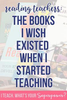 The books I wished I