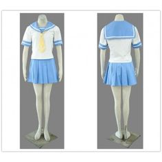 Higurashi When They Cry cosplay Rena Ryugu School costumes School Costume, When They Cry, Crying, Two Piece Skirt Set, Cosplay, Costumes, Halloween, Skirts, Shopping