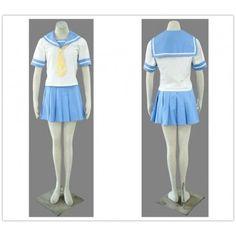 Higurashi When They Cry cosplay Rena Ryugu School costumes