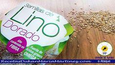Semillas de Lino Dukan: ahora autorizadas también para fase Ataque y para la NUEVA dieta Dukan desde el lunes