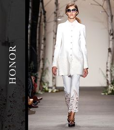 Honor #nyfw13 #day1   Pant Detailing!