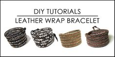 DIY: Chan Luu Bracelet Tutorials everything you need to know on how to make a chan Luu bracelet !!! You'll be amazed on everything you must know before purchasing any of the materials! Trust me you'll be glad you pin this