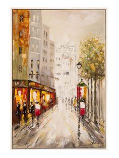 Wunderschönes original Ölgemälde der Stadt Paris, vom Künstler signiert. Wie auf den Fotos zu sehen, eine hochwertige und dekorative Arbeit im modernen Stil. Ein kunstvolles Prachtstück und ideal für jede Wand! #werbung #aubaho #auktionshausbadhomburg #montmartre #town #france #natur #nature #art #kunst #gemälde #oil #painting #ölgemälde #frankreich #antique #antik #design #detail #city #decoration #dekoration #colorful #landscape #holz #colourful #tower #paint #modern #paris #rue
