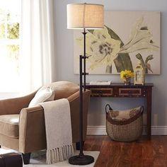 Up & Down Adjustable Floor Lamp