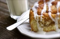 Apple Pie Cinnamon Rolls by Namely Marly