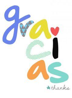 COmenzamos semana y mes, agradeciendo vuestra compañía :) #Gracias