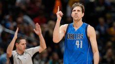 Dallas Mavericks verlieren knapp: Nowitzki überspringt 1000-Punkte-Marke