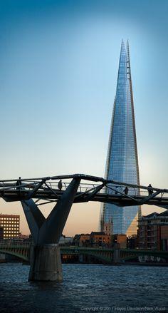 The Shard London by Hayes Davidson/Nick Wood