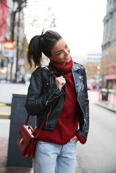 Chiara Biasi red-levis