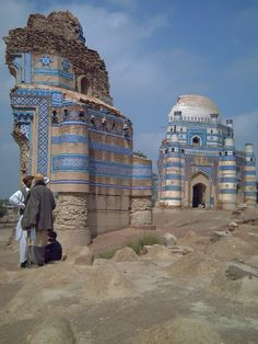 Shrine of Bibi Jawindi, Pakistan