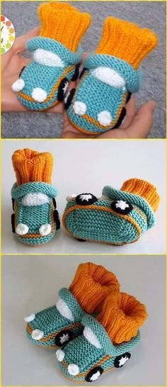 Knit Ankle High Baby Booties Free Patterns Instructions 57752718ae6