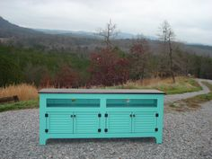 Etsy Furniture, Media Console, TV Stand, Media Cabinet, Sideboard, Buffet, Etsy Sideboards, Media Storage