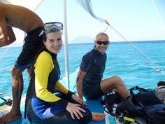 #Scuba #Diving - Scuba Diving with Ducks Diving