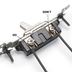 Wiring a Switch and Outlet the Safe and Easy Way | Family Handyman | The Family Handyman