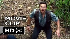 Jurassic World Movie Clip - Lock Them In (2015) - Chris Pratt Movie HD