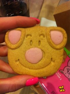 Percy pig biscuits