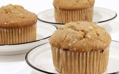Muffins that even non-health conscious people will enjoy.