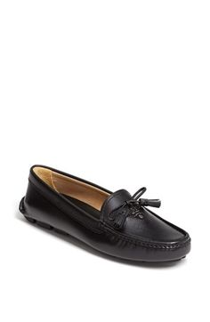 Prada Tasseled Moccasin Loafer available at #Nordstrom