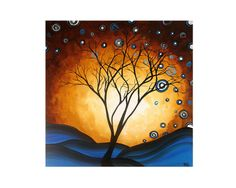 Glory Horizon Giclee Print by Megan Aroon Duncanson at Art.com
