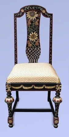 I really like this chair..I  think it's modern