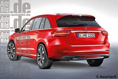 Mercedes GLC Coupe (render)