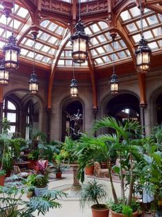 Biltmore Estate | Winter Garden.
