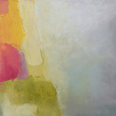 "'Spring No. 15' by Paul Harrington | $250 | 18""w x 18""h 