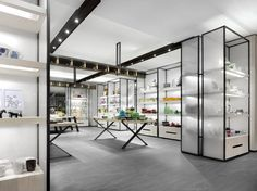 The Galleria Luxury Hall West department store, Seoul – South Korea » Retail Design Blog