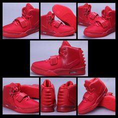 Nike Air Yeezy Red