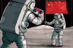 (vidéo) La Chine veut la Lune avec Philippe Coué - tout Mulhouse lit 2013 Philippe, 2013, Master Chief, Fictional Characters, Good Morning Friends, I Want You, Everything, Adventure, Moon