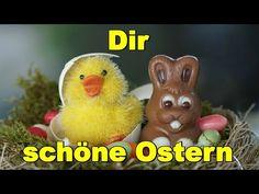 Dir wünsche ich schöne Ostern, Ostertage und will Dir sagen: Schön dass es Dich gibt  YouTube - YouTube