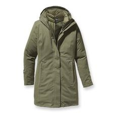 Patagonia Women's Tres Parka for winter exploring