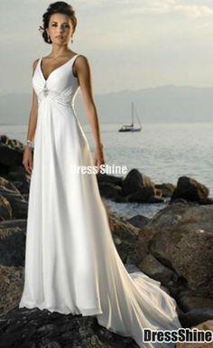 Simple, elegant, tasteful. It's such an amazing dress!!!!