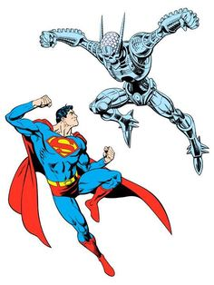 Superman vs Braniac