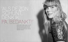 Interview Ilse DeLange