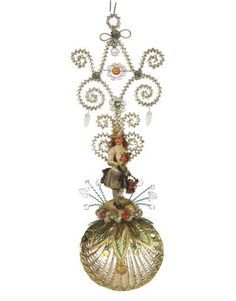 D. Blumchen balloon wire scrap ornament - Google Search