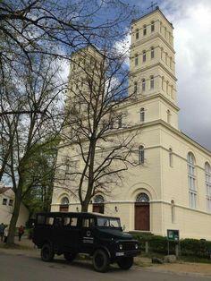 Schinkel Kirche spreewald