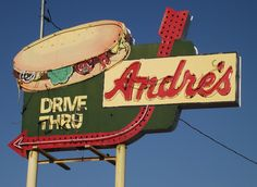 Andre's Drive In ~ Bakersfield CA