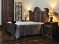 Rustic Bedroom Furniture ONLINE @ ACCENTS OF SALADO