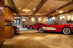 Este es mi garage.. Me gustan los diseños