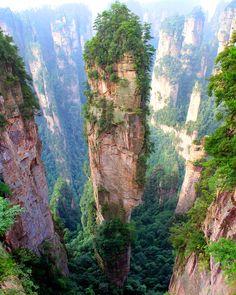 22 lugares tão surreais que é difícil acreditar que eles realmente existem