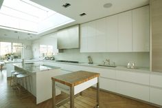 #Kitchen at the #OakHillAvenue Project, London.